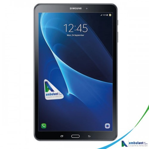 Tablette SAMSUNG 4G 10.1 Pouces 32Go Android 9.0 Galaxy Tab A 2019