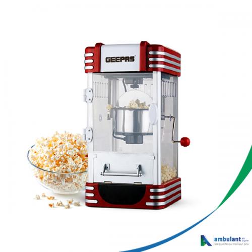 Machine à pop corn Domestique GEEPAS GPM839