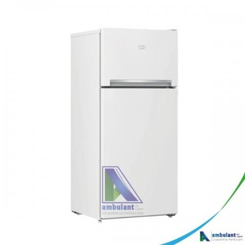Réfrigérateur 2 Portes 176 Litres BEKO RDSA180K20W