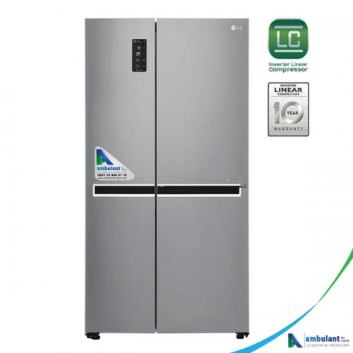 Refrigerateur side by side LG GC-B247SLUV 687litres