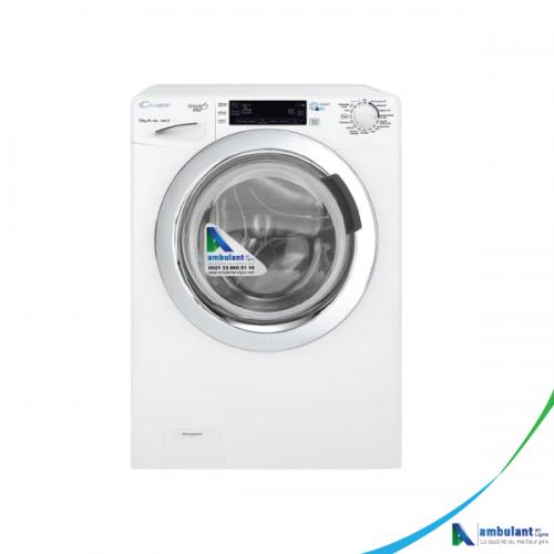 Machine à laver 13KG CANDY GVF-1413LWHC747