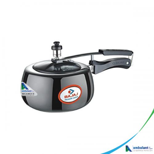 Autocuiseur à pression inférieure 5 litres (Anodisé dur) Bajaj - PCX 65HD