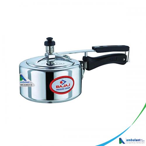 Autocuiseur à pression inférieure à induction de 2 litres (aluminium) Bajaj - PCX 32