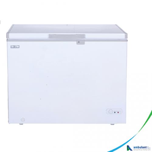 Congélateur horizontal coffre 280L SOLSTAR CF-280-W