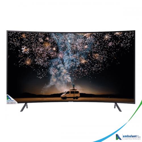 Téléviseur 65 pouces incurvé 4k uhd smart tv SAMSUNG UA65RU7300