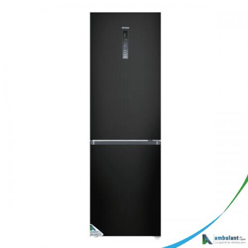 Réfrigérateur combiné HAIER 3 tiroirs 341 litres CFE635CBJ