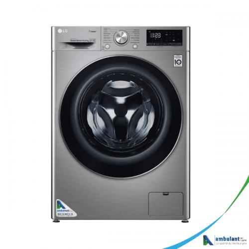 Machine à laver 10,5KG à laver / 7KG à sécher à 1400 vitesses LG F4V5RGP2T