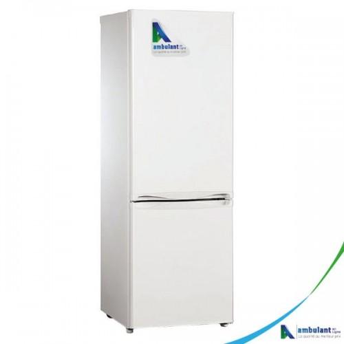 Réfrigérateur combiné 3 tiroirs encastrable NOFROST 262L A+ BEKO BCHA 275E2S