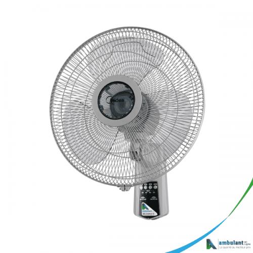 Ventilateur mural 16 pouces avec télécommande MIDEA FW40-7JR