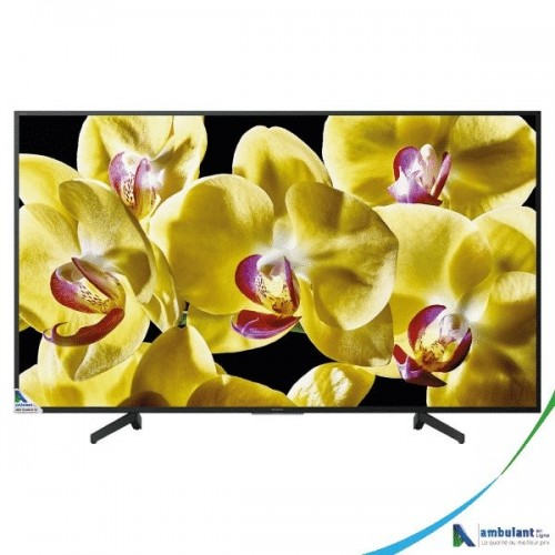 "Téléviseur smart android led tv 4k uhd 65"" SONY KD65X8000G"