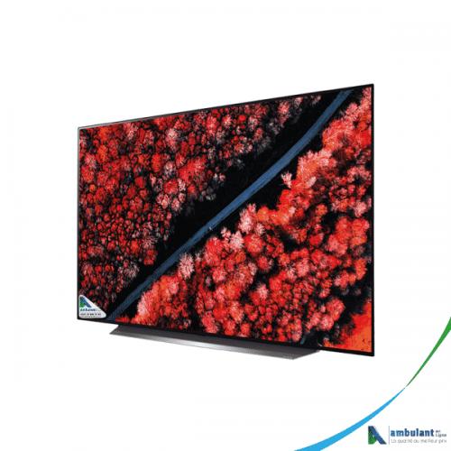 Téléviseur OLED 55 pouces UHD 4K LG C9PVA