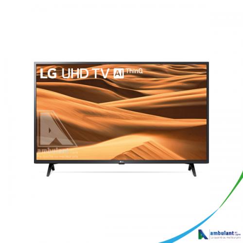 """Téléviseur SMART 4K LED TV HDR 50"""" LG 50UM7340PVA"""