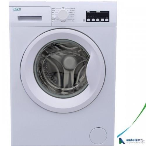 Machine à laver 6KG SOLSTAR WM6010V-FLWH