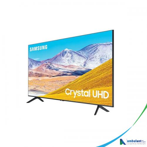 """Téléviseur Smart Crystal 55"""" SAMSUNG 55TU8000 UHD 4K"""