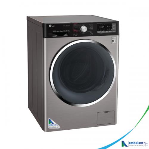 Machine à laver 10.5kg Inverter A+++ LG F4V5RYP2T