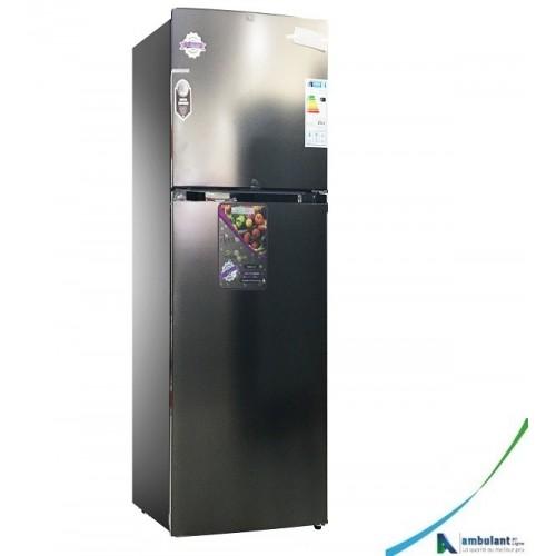 Réfrigérateur 2 portes 220L A++ ROCH RFR-325DT-I