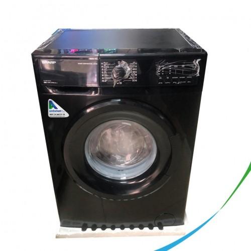 Machine À Laver 8KG A++ SHARP ES-FE812CX-B noir