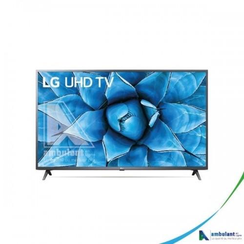 "Téléviseur SMART 4K 55"" LG 55UN7300PTC Ultra HD"