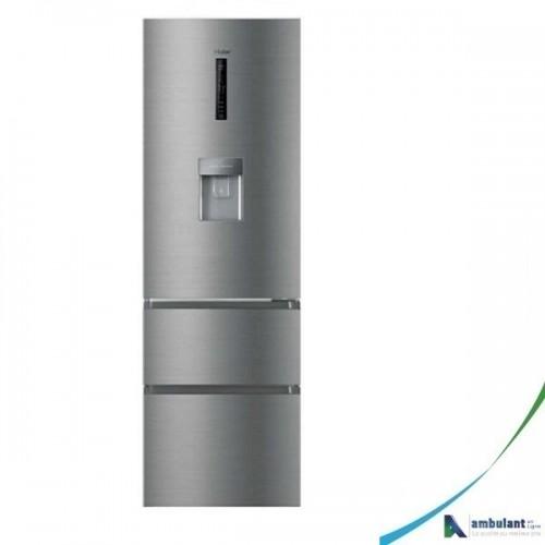 Réfrigérateur HAIER combiné 3D No frost 325L A3FE635 avec Fontaine
