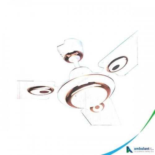 """Ventilateur de plafond 36"""" Blanc ELBEE"""